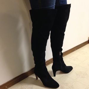 ae62fae4771 Vince Camuto Shoes - Vince Camuto Armaceli Over the Knee Boots 7